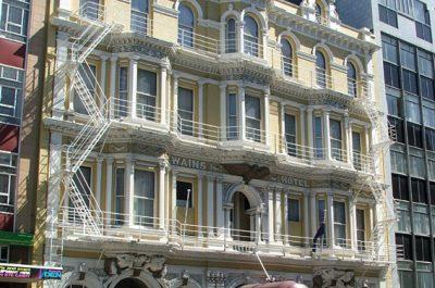 Wains Hotel